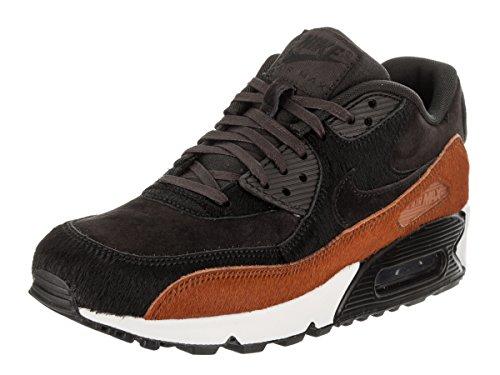 Nike Air Max 90 LX Women's Shoes Tar/Black/Cider 898512-005 (7.5 B(M) US)