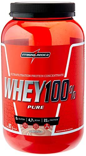 Whey 100% Pure Pt 907G Mor, Integralmedica, 907G