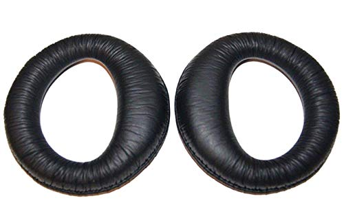 Genuine Replacement Ear Pads Cushions for SONY MDR-DS6500, MDR-RF6500, DP-RF6500 Headphones - 1 pair (2 pieces)