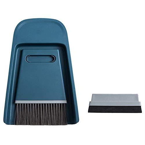 Mini-reinigingsborstel, Desktop Mini-wisser voor huishoudelijk gebruik Toetsenbord-reinigingsborstel voor tafel, bureau, aanrecht, toetsenbord, kat, hond