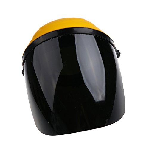 F Fityle Safe Welding Welder Lens Grinding Shields Visor Radiation Face Masks - Gray. Buy it now for 14.99