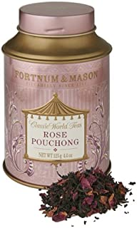 fortnum and mason rose pouchong