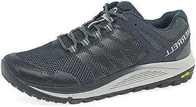 Merrell Men's Trail Walking Shoe, Navy, 12