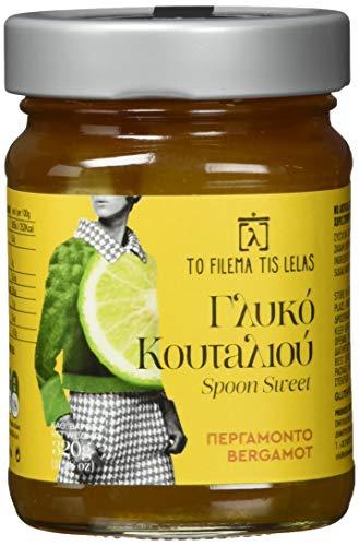 To Filema Tis Lelas Handgemachte Bergamotte in Sirup, 320 g