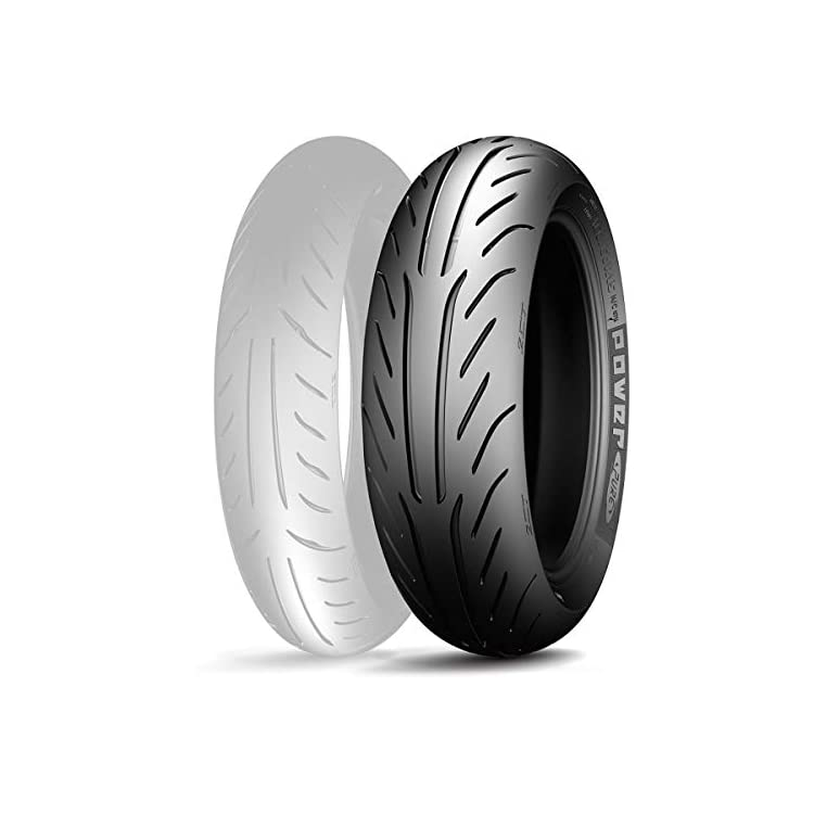MICHELIN Power Pure SC Scooter Bias Tire-140/70-12 (60P) 60H