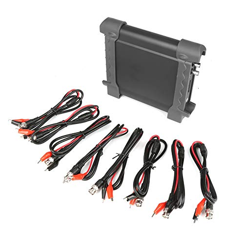 USB PC Generador de señales programable Registrador de datos automotriz virtual Analizador lógico Osciloscopio para la industria