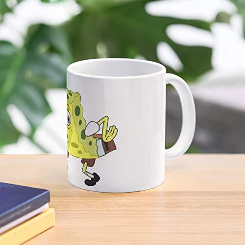 5TheWay Meme Dank Meme Dank Spongebob Keemstar KFC Mocking 9 11 Best 11 oz Kaffeebecher - Nespresso Tassen Kaffee Motive