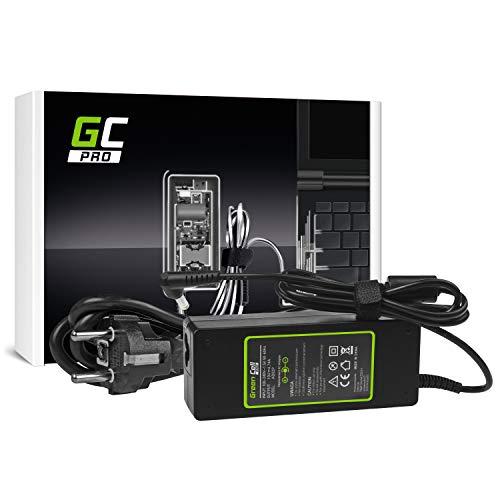 GC PRO Netzteil für Packard Bell EasyNote TE11HC TE69BM TE69CX TE69HW TE69KB Laptop Ladegerät inkl. Stromkabel (19V 4.74A 90W)