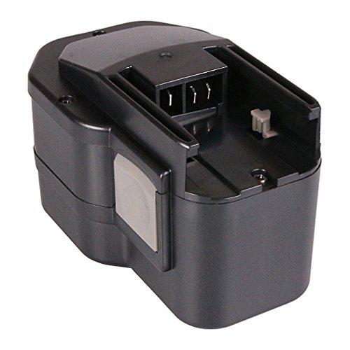 PATONA Bateria 48-11-1000 Ni-MH 3000mAh 14.4V compatible con AEG BBM 14STX, BBS 14 X, BDSE 14 STX