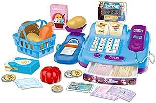 Disney Frozen2 Deluxe Cash Register Toy Set, Multicolour