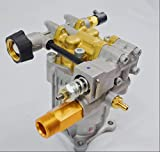 Horizontal Pressure Washer Pump For Excell: XC2800, XR2750, XR2750-01 GC190 GC135 GX140 (NOT compatible with honda old machine.) Campbell Hausfeld: PW1450, PW2675, PW261810LE, RIDGID RD80947, RD80746