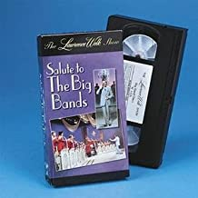 The Lawrence Welk Show - Salute to the Big Bands VHS
