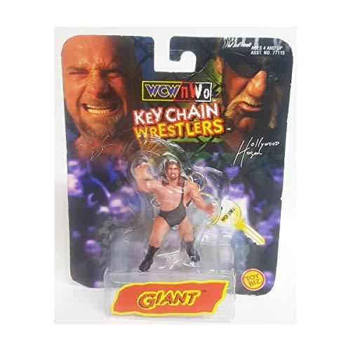 WCW NWO Keychain Wrestlers Giant ToyBiz 1998