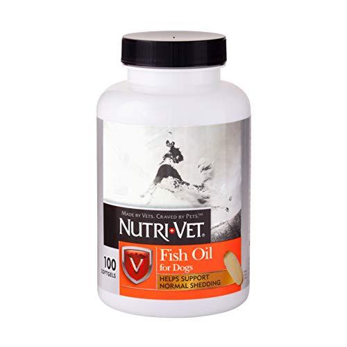 Nutri-Vet Skin & Coat with Vitamins & Omega 3 Fatty Acids Dog Soft Chews