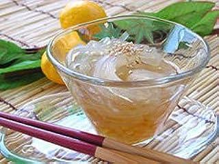 三嶋茶店のところてん 12カップセット [正規品][天草100%使用] たれ:さっぱりセット
