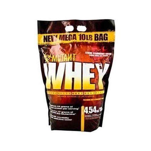 Mutant Mutant Whey - 4,54 kg Triple Chocolate ✅