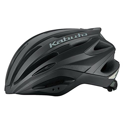 OGK KABUTO(オージーケーカブト) ヘルメット REZZA マットブラック XL/XXL (頭囲 60cm~64cm)