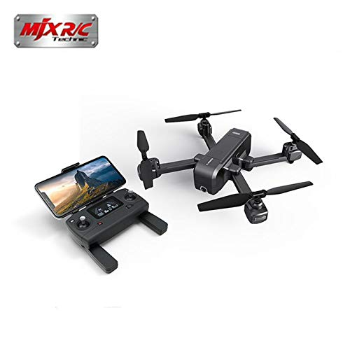 RONSHIN X103W 5G WiFi FPV with 2K Camera GPS Follow Me Foldable RC Quadcopter RTF 1 Battery for Children