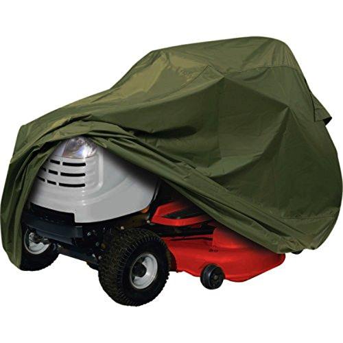 dDanke Housse de protection pour tondeuse à gazon Vert militaire 182 x 111 x 116 cm Étanche aux UV et à la moisissure