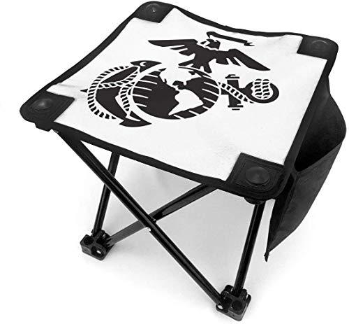 123456789 Klappbarer Campinghocker USM Marine Corps Leichte Outdoor Stühle Camping Sitz mit Tragetasche