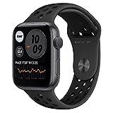 Apple Watch Nike Serie 6 GPS con Cassa in Alluminio Grigio...