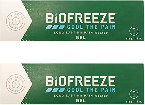 Gel Biofreeze para aliviar el dolor (118...