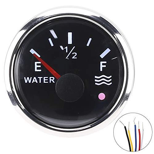 Medidor de nivel de agua, 52 mm/2 pulgadas Medidores de nivel de...