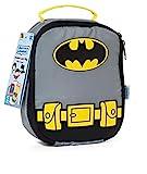 MOLTO Batman Insulated Luch Bag - Bolsa térmica