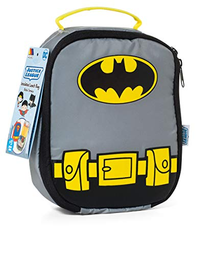MOLTO Batman Insulated Luch Bag - Bolsa térmica