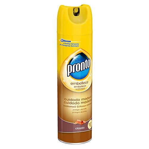 Pronto - Limpiador aerosol para muebles, classic, 300ml