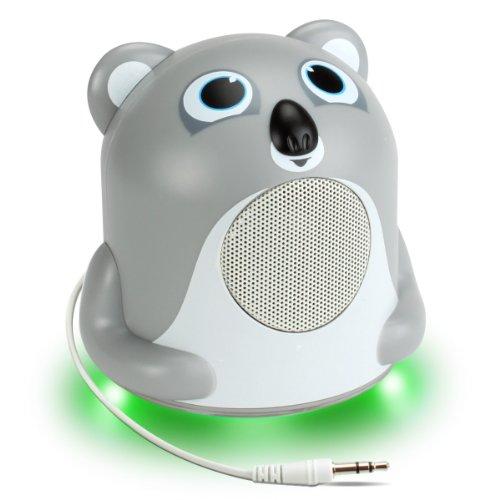 Altavoz Portátil Niños - Groove PAL Jr. Bear Luz