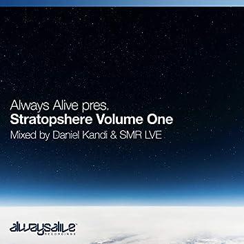 Always Alive Stratosphere Volume One, mixed by Daniel Kandi & SMR LVE