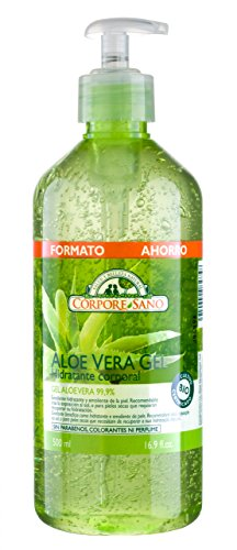 Aloe vera – gel familiar