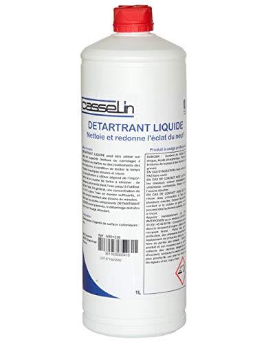 Casselin AR01226 - Détartrant liquide 1L