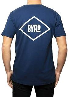 BYRD [バード] DIAMOND LOGO S/STEE 半袖Tシャツ BGD [並行輸入品]