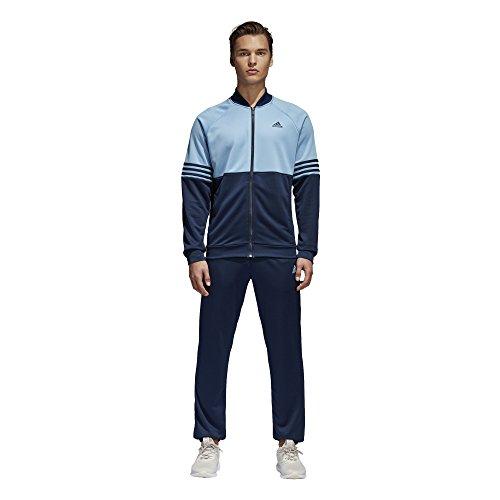 Adidas Mts Polyester Cosy trainingspak voor heren