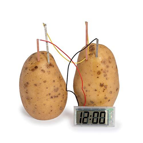 Unbekannt Funtime Gifts Kartoffeluhr