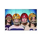 CANCUI Red Hot Chili Peppers THCP Deko Poster deko