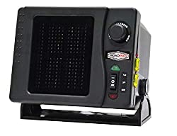 top rated RoadPro RPSL-681 12V, directly connected ceramic heater / fan, rotatable base 2021