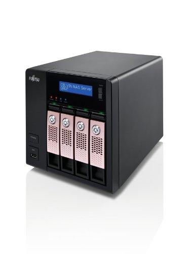 FUJITSU CELVIN NAS Server Q802 4x1TB NAS iSCSI GBi