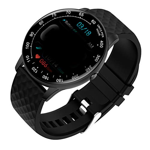 Smart Watch,Fitness Tracker Watch with Heart Rate Blood Pressure...
