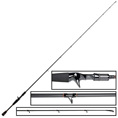 Baitcast Zanderrute 180 cm bis 40g 1-teilig von ZECK Fishing kaufen