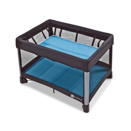 Cheapest Price! 4Moms Breeze Playard, Blue