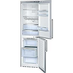 Bosch B11CB50SSS 500 12.5 Cu. Ft. Stainless Steel Counter Depth Bottom Freezer Refrigerator - Energy Star