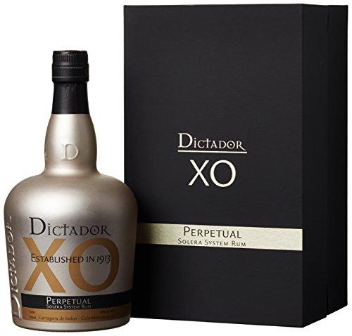 Dictador XO Perpetual mit Geschenkverpackung  Rum (1 x 0.7 l)
