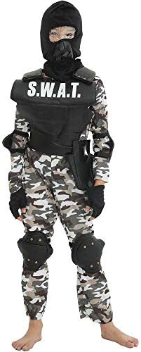 Childrens military costume _image1