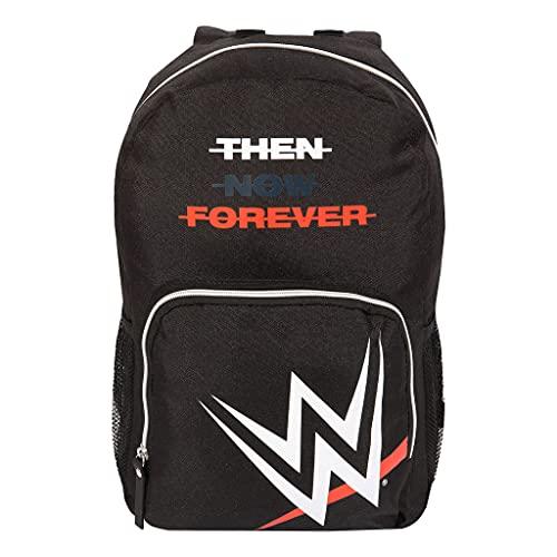 WWE Logo Zaino ragazzi, Merchandise ufficiale   Wrestlemania, torna a scuola, i bambini Zaino, bambini Borse, Idea Regalo di compleanno per i ragazzi