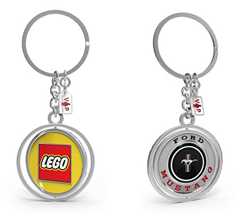LEGO Creator Ford Mustang Promo Keychain 5005822 (Bagged)