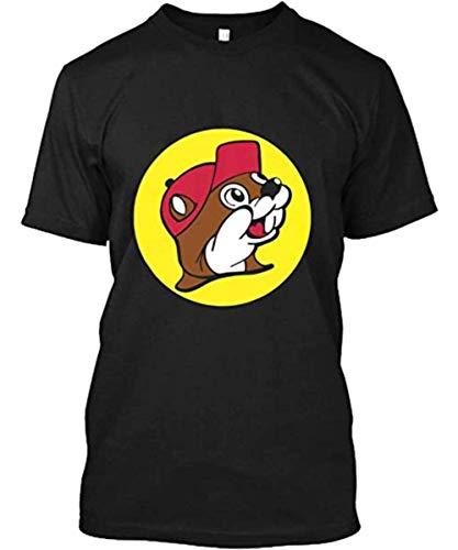 WWZY Men's/Hombre Bucee s Lightweight ized Handmade T Shirt/Camiseta, DMN Tshirt/Camiseta Small