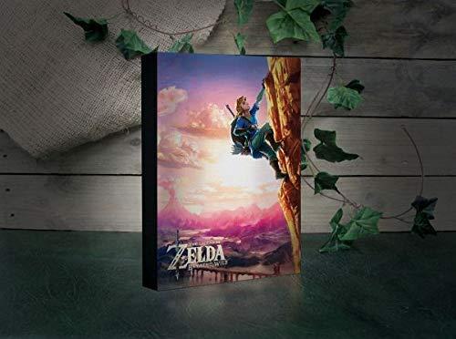 Leinwandlampe The Legend of Zelda
